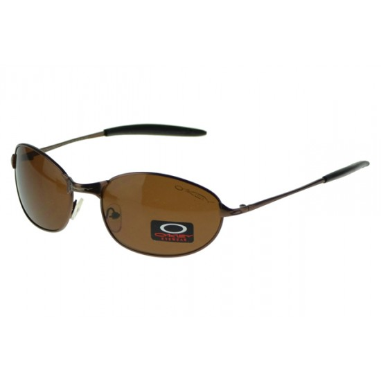 Oakley EK Signature Eyewear Brown Frame Brown Lens-Newest Collection