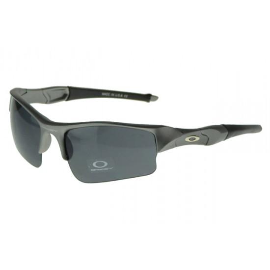 Oakley Flak Jacket Sunglass Gray Frame Gray Lens-USA