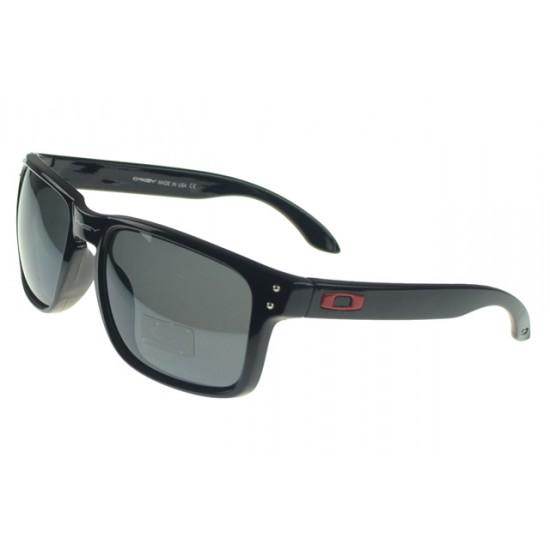 Oakley Holbrook Sunglass Black Frame Black Lens-Netherlands