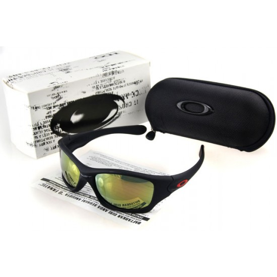 Oakley Radar Range Sunglass Black Frame Brown Lens-Outlet