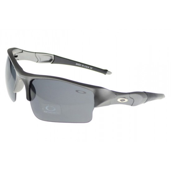Oakley Flak Jacket Sunglass grey Frame grey Lens-Discount Outlet