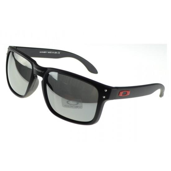 Oakley Holbrook Sunglass black Frame grey Lens