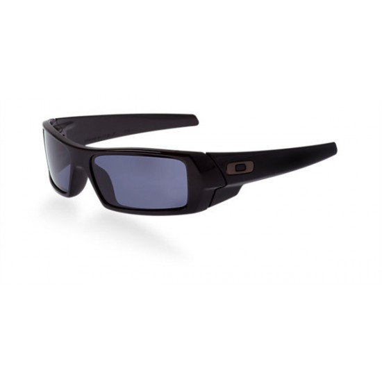 Oakley Sunglass OO9014 GASCAN Black/Grey