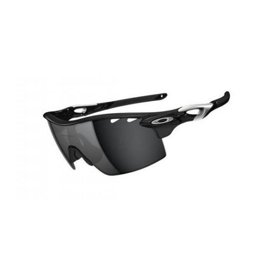Oakley RadarLock Path Polished Black Black Iridium Sunglass